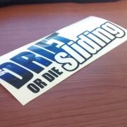 JDM Style Sticker get drift