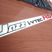 JDM Style Sticker door sticker JAZZ RS