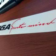 JDM Style Sticker sportmind door ERTIGA